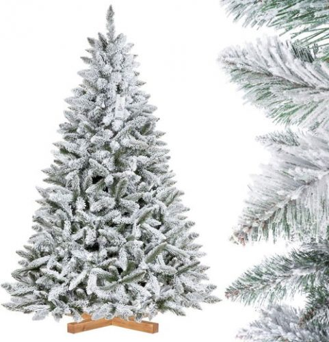 Fairytrees sapin epicéa neige artificielle
